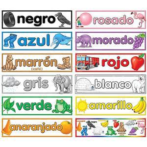 Spanish Color Headliners