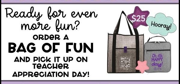 TAD Bag of Fun