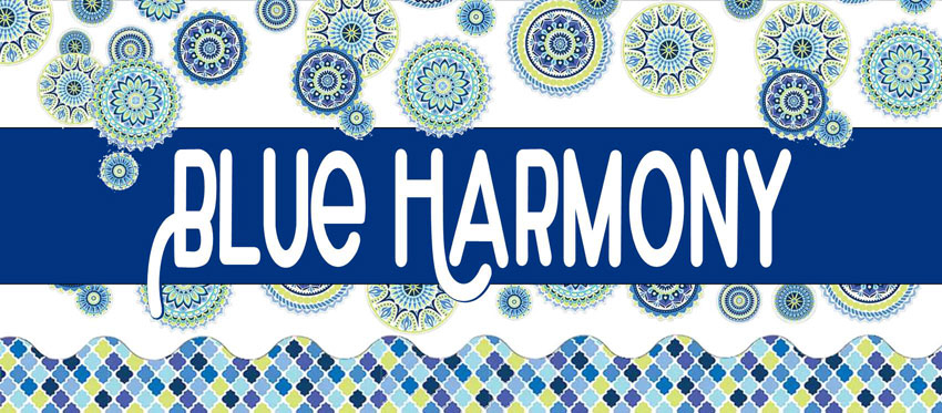 Blue Harmony Collection