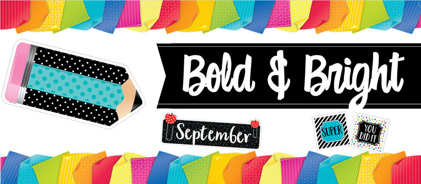 Bold & Bright Collection