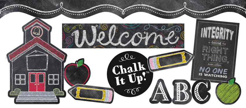 Chalk It Up Collection