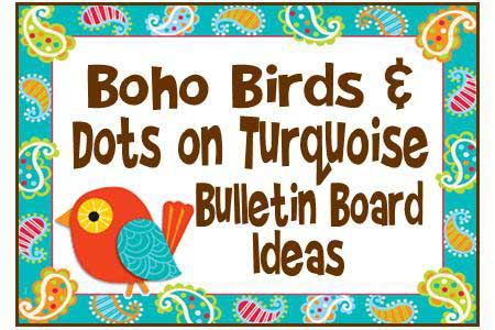 Boho Bulletin Boards