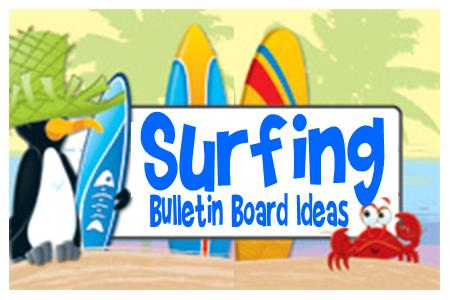 Surfing Bulletin Board